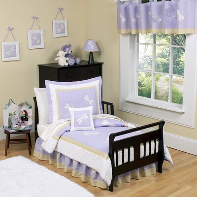 Sweet Jojo Designs Dragonfly Dreams Toddler Bedding Collection