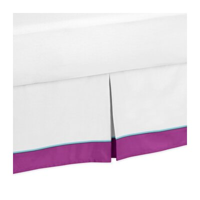 Spring Garden Toddler Bed Skirt