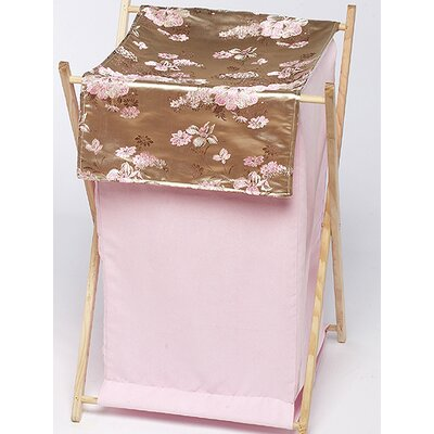 Sweet Jojo Designs Abby Rose Laundry Hamper