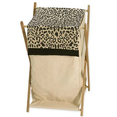Sweet Jojo Designs Animal Safari Laundry Hamper