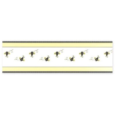 Bumble Bee Collection Wall Paper Border