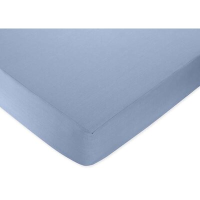 Come Sail Away Fitted Crib Sheet