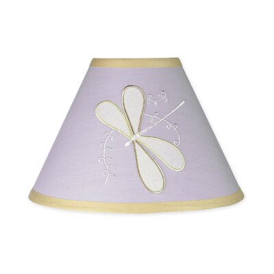 Sweet Jojo Designs Purple Dragonfly Dreams Collection Lamp Shade
