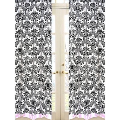 Sweet Jojo Designs Sophia Collection Window Panels