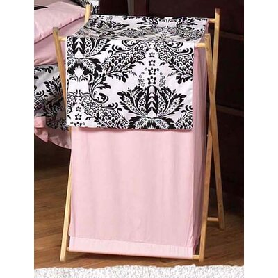 Sweet Jojo Designs Sophia Laundry Hamper