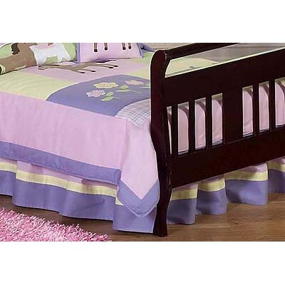 Sweet Jojo Designs Pony Collection Toddler Bed Skirt