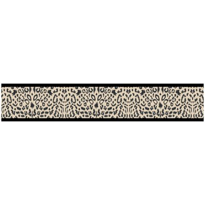 Sweet Jojo Designs Animal Safari Collection Wall Paper Border