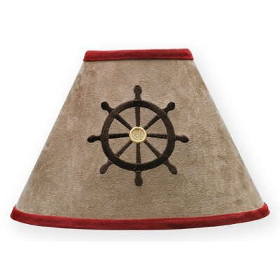"Sweet Jojo Designs 10"" Pirate Treasure Cove Lamp Shade"