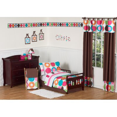 Sweet Jojo Designs Deco Dot Toddler Bedding Collection
