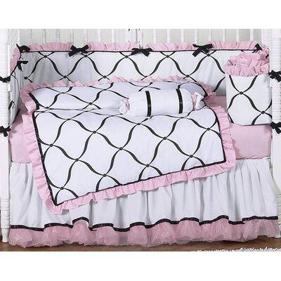 Sweet Jojo Designs Princess 9 Piece Crib Bedding Collection