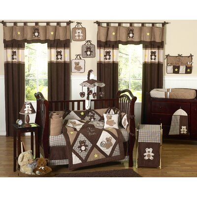 Sweet Jojo Designs Teddy Bear Crib Bedding Collection