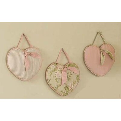 Sweet Jojo Designs Annabel Collection Wall Hangings