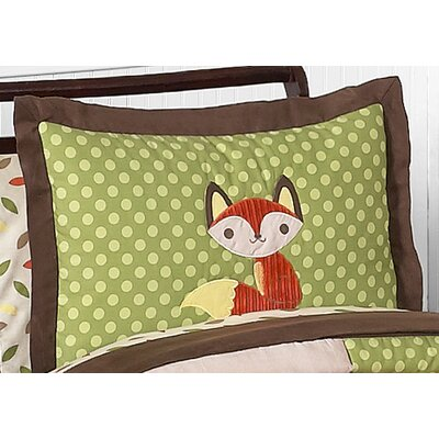 Sweet Jojo Designs Forest Friends Kid Bedding Collection