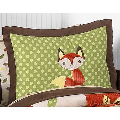 Sweet Jojo Designs Forest Friends 5 Piece Toddler Bedding Collection
