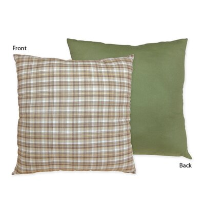 Construction Zone Decorative Pillow