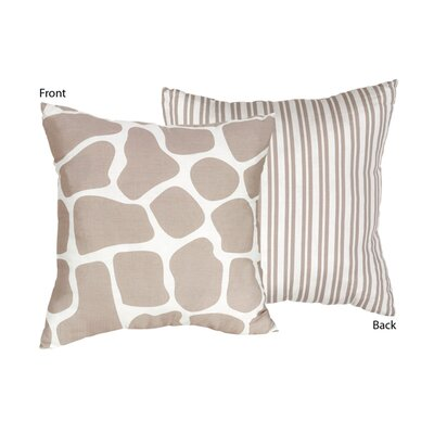 Sweet Jojo Designs Giraffe Decorative Pillow