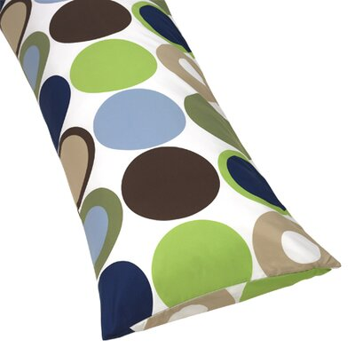 Designer Dot Collection Body Pillow Case