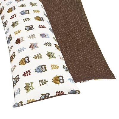 Owl Collection Body Pillow Case