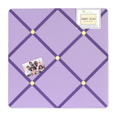Sweet Jojo Designs Daisies Collection Memo Board
