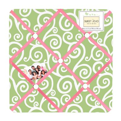 Sweet Jojo Designs Olivia Collection Memo Board