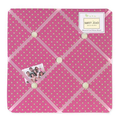 Sweet Jojo Designs Jungle Friends Collection Memo Board