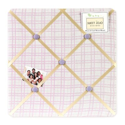 Sweet Jojo Designs Pony Collection Memo Board