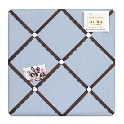 Sweet Jojo Designs Starry Night Collection Memo Board