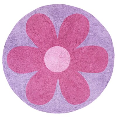 <strong>Sweet Jojo Designs</strong> Daisies Collection Floor Rug