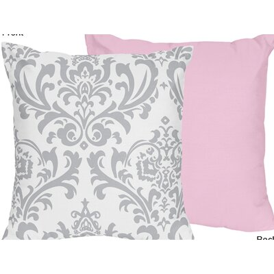 Elizabeth Cotton Decorative Pillow