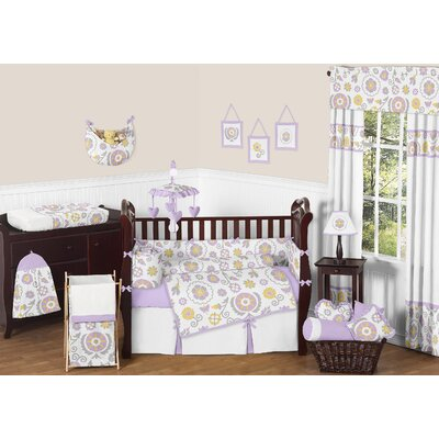 Sweet Jojo Designs Suzanna Crib Bedding Collection
