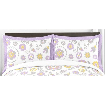 Suzanna Cotton Standard Pillow Sham