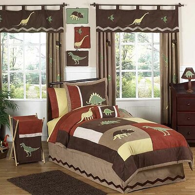 Sweet Jojo Designs Dinosaur Land Kid Bedding Collection