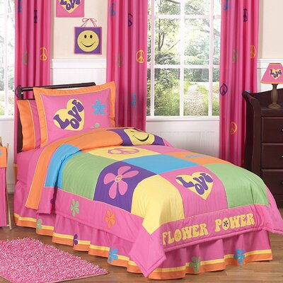 Sweet Jojo Designs Groovy Kid Bedding Collection