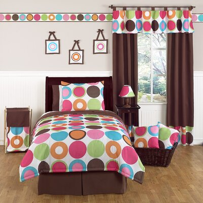 Sweet Jojo Designs Deco Dot Comforter Set