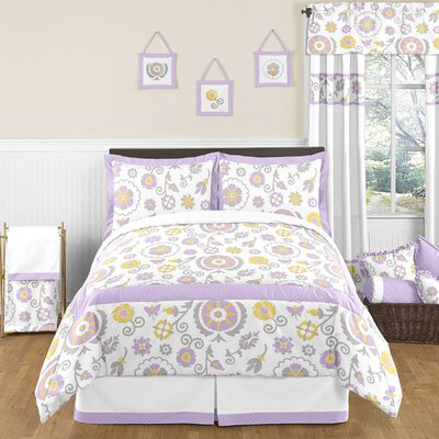 Purple Lavender Bedding | Wayfair