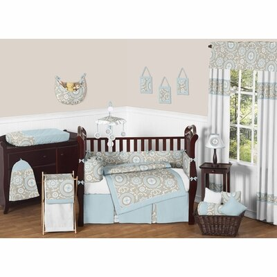 Sweet Jojo Designs Hayden Crib Bedding Collection