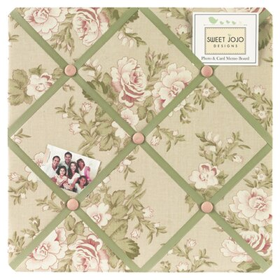 <strong>Sweet Jojo Designs</strong> Annabel Collection Memo Board
