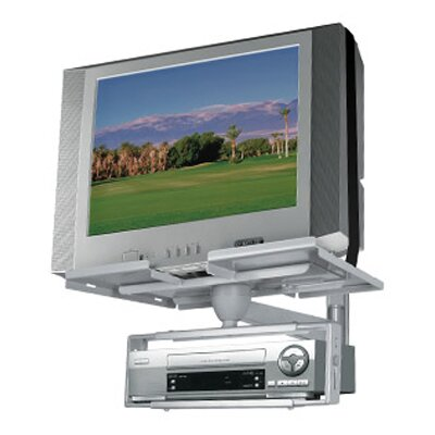 "Eco-Mount by AVF CRT TV Wall Mount with VCR / DVD Holder (13 - 28"" Screens)"