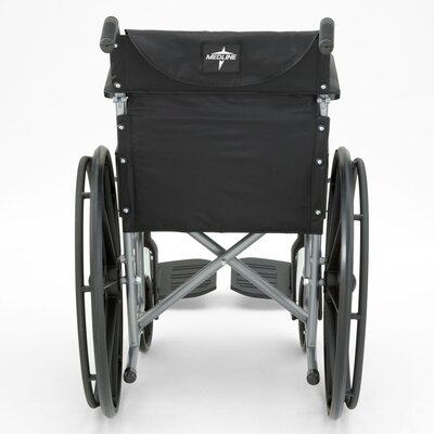 Medline Excel K1 Basic Standard Bariatric Wheelchair