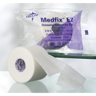 Medline Medfix EZ Dressing Retention Sheet (Box of 15)