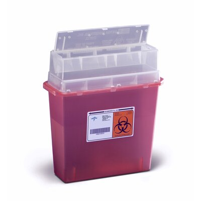 Medline Wall Mount Sharps Container