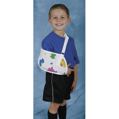 Medline Infant Arm Sling Pediatric Print