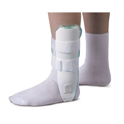 Medline Stirrup Ankle Splint with Air Bladders