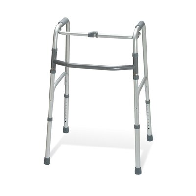 Adult One Button Folding Walker