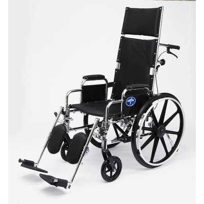 Excel Reclining Bariatric Wheelchair