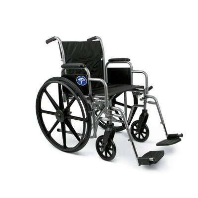 Medline K3 Basic Wheelchair