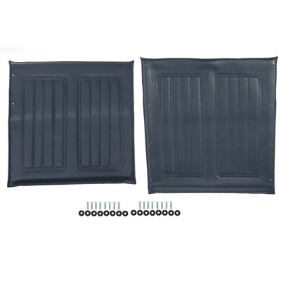 Medline Wheelchair Seat and Back Upholstery Set