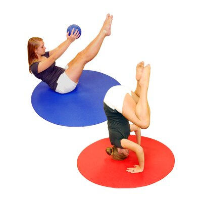 Yoga Direct Ultra 4' Circular Aerobics Mat
