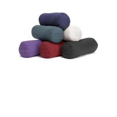 Yoga Direct Round Cotton Bolster