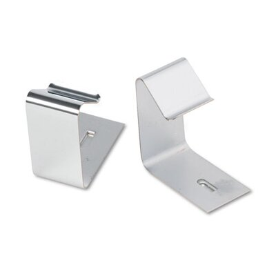 Quartet® Flexible Metal Cubicle Hangers (Set of 2)